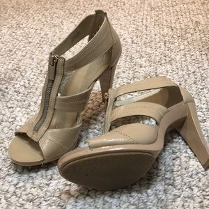 Michael Kors heels perfect for spring/summer!